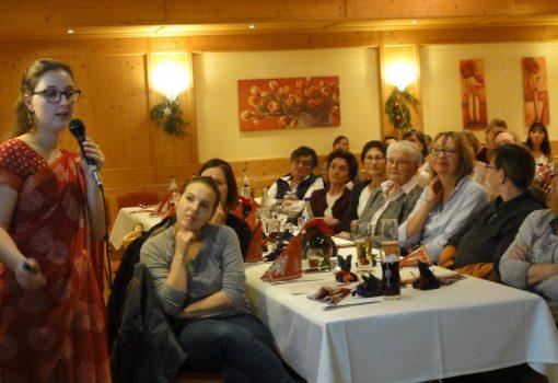 Stimmungsvolle Adventsfeier der Steinenkircher Landfrauen